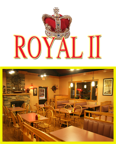 Royal II Restaurant & Grill